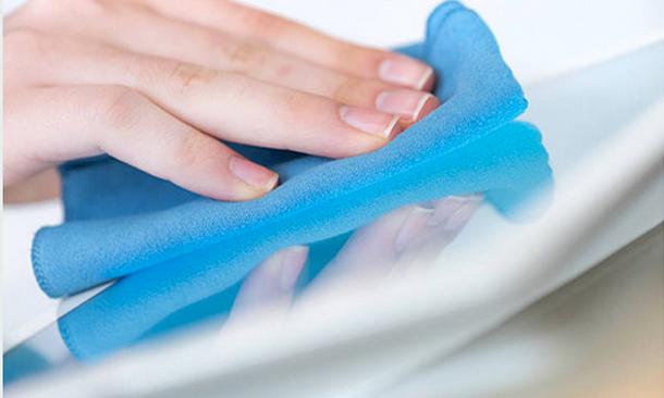 Voordelen schoonmaken met ZWS